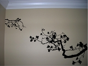 Tree Branches - vinyl decal