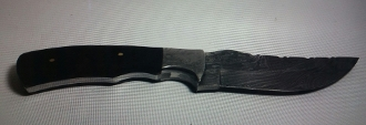 Knives  - skinning hunting handmade stainless steel and Damascus